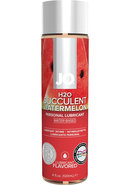 Jo H2o Water Based Flavored Lubricant Watermelon 4oz